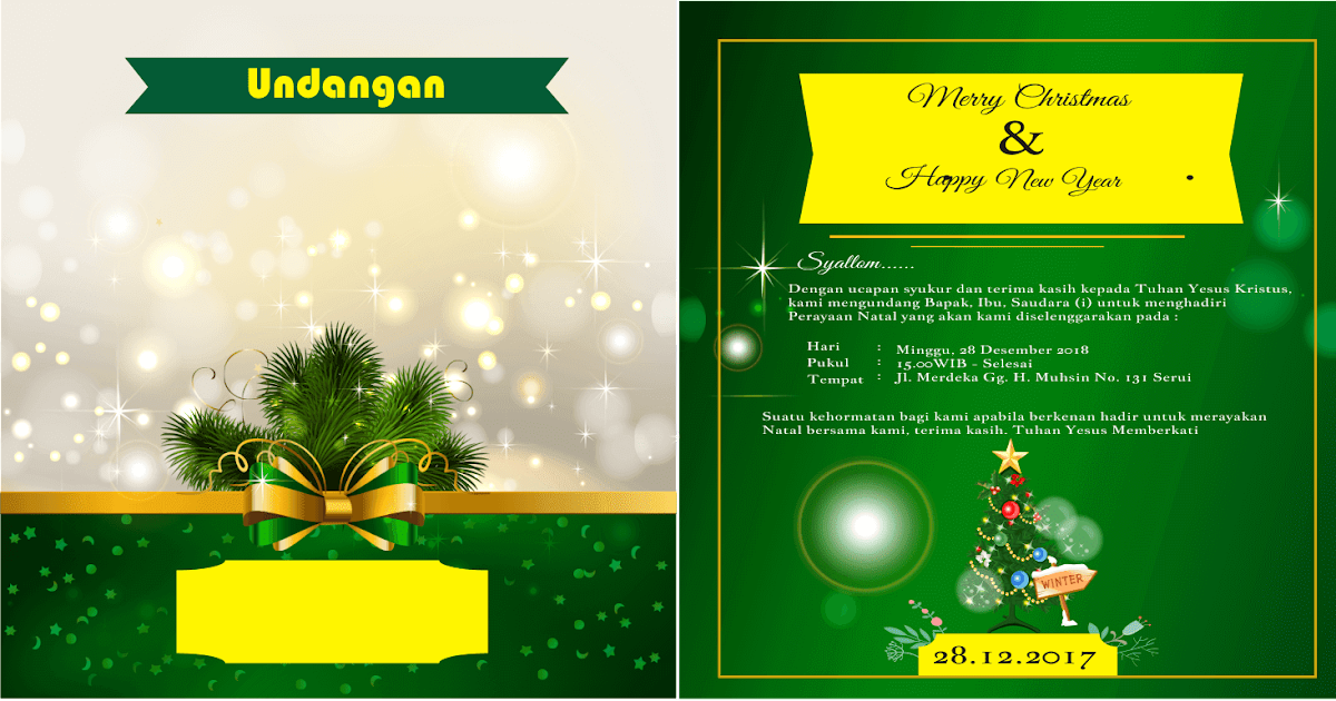 101 Gambar Cover Undangan Natal Hd Gambar Pixabay