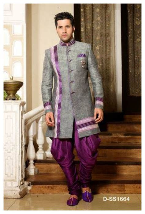 Bridegroom Indian Wedding Party 2015 Dresses for Men