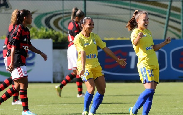 Flamengo busca reação no Brasileiro de Futebol Feminino