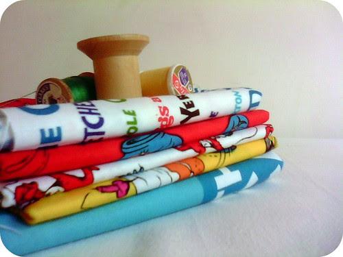 Fabrics!!!