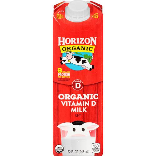 Horizon Organic Vitamin D Milk - 32 fl oz carton