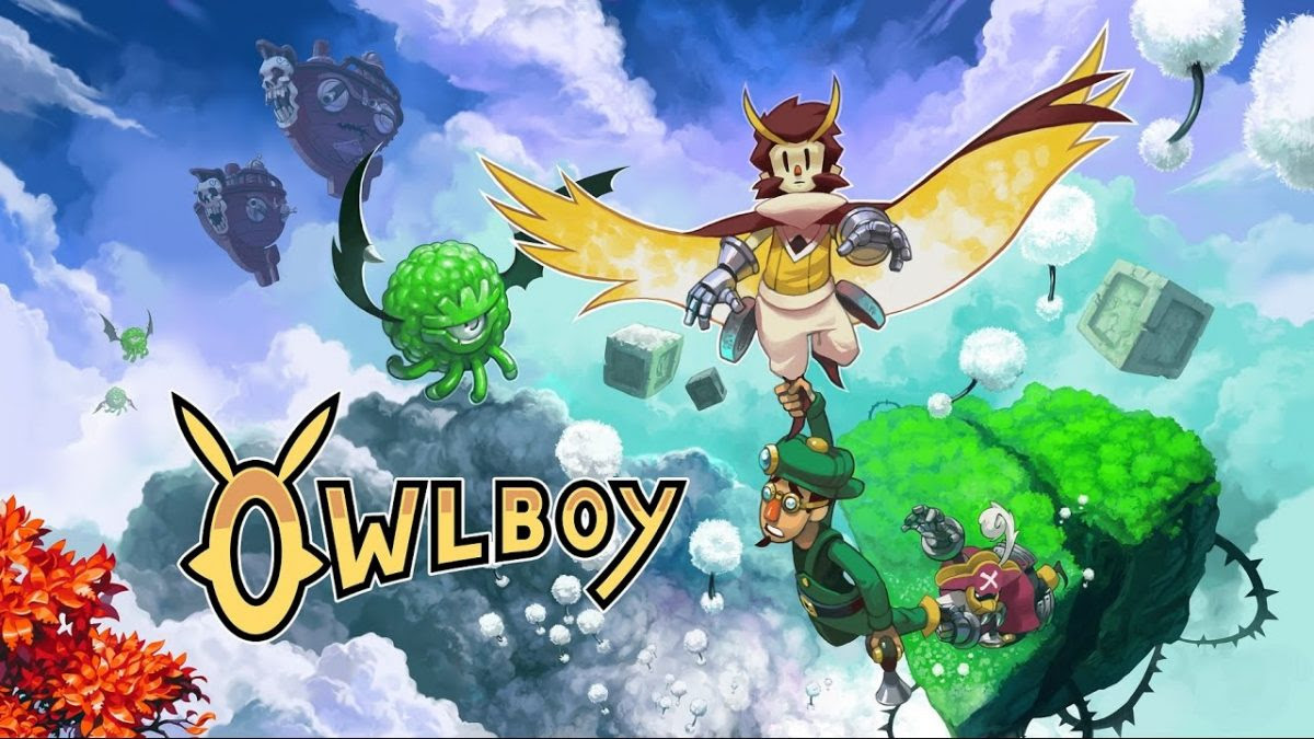 Owlboy is flapping on over to the Switch screenshot