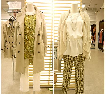 春 ファッション コーディネート,23区春ファッション,23区のスプリングコート,23区春コート,23区松菱