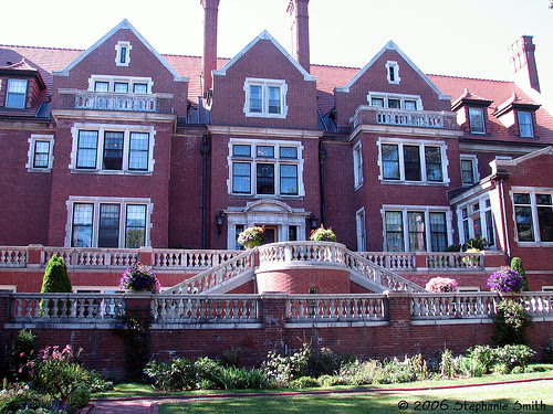 Glensheen Estate, Duluth MN, August 15, 2006, by steffofsd, Flickr