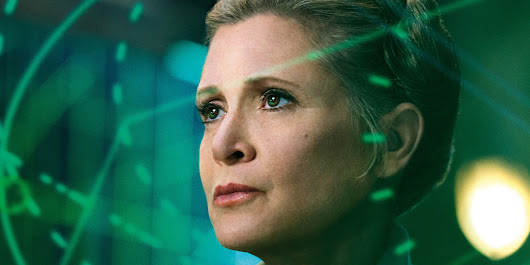 Cantina Talk: Carrie Fisher Won't Star in 'Star Wars: Episode IX' After All | WIRED