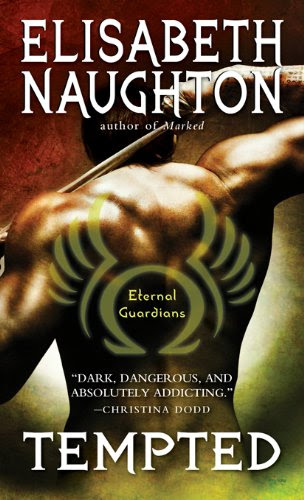 Tempted (Eternal Guardians) by Elisabeth Naughton