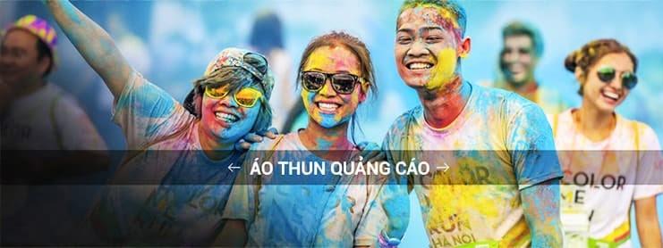 May Áo Thun Quảng Cáo