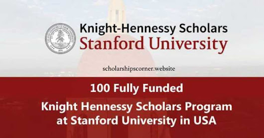 Stanford University Scholarship Program 2019 in USA - Fully Funded
