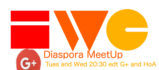 IndieWeb Virtual MeetUp: Google+ Diaspora