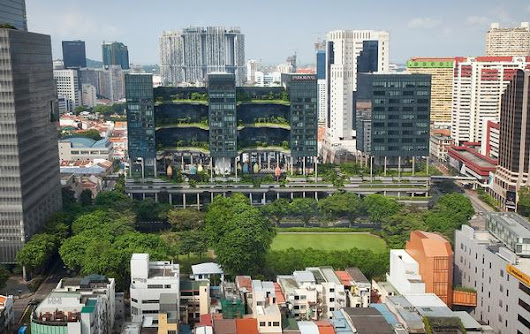 "CLAD auf Twitter: ""The architects behind some of Singapore's greenest buildings @WOHAarchitects  """