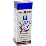 Nutribiotic Nasal Spray Plus - 1 fl oz