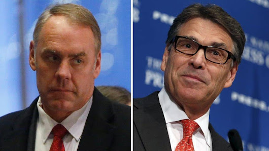 Trump announces Perry as pick for energy secretary