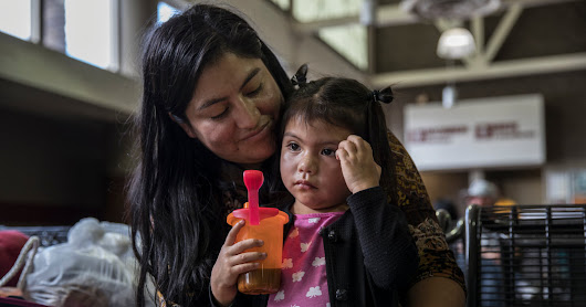 As Migrant Families Are Reunited, Some Children Don't Recognize Their Mothers