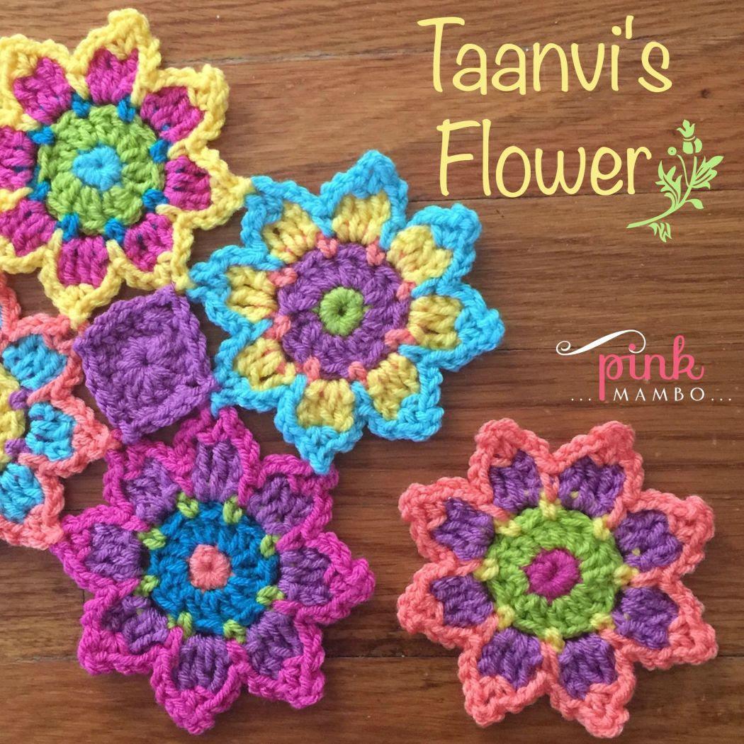 foto principal flor de Taanvi