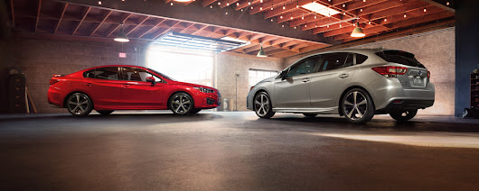 Subaru U.S. Media Center - STRONG IMPREZA SALES HELPS PROPEL SUBARU TO RECORD APRIL