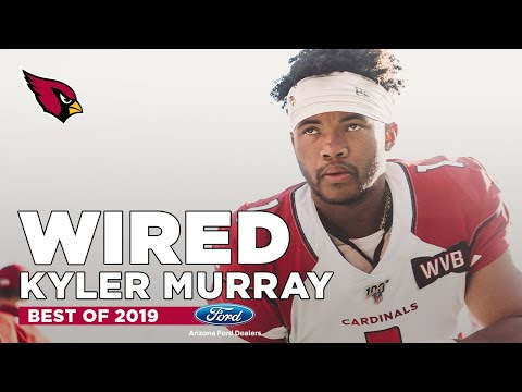 Kyler Murray's Best Mic'd Up Moments of 2019 | Arizona Cardinals