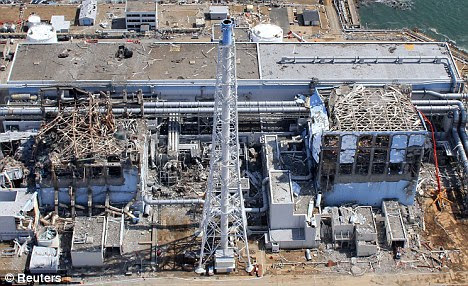Blameless: The Fukushima explosion is not believed to be the root cause for the increase in iodine-131 levels