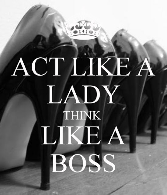 Act Like A Lady Quote Quote Number 687637 Picture Quotes