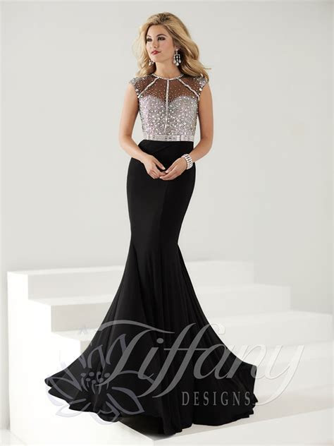 Tiffany Designs   16172   Prom Dress   Prom Gown   16172