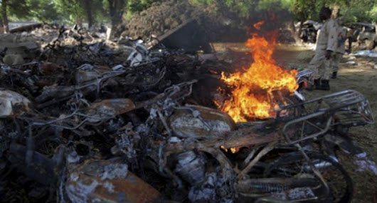 Twin Blasts Rock Maiduguri - Channels Television