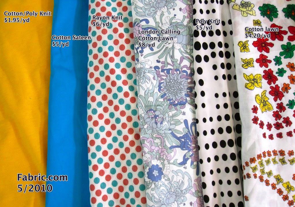 Fabric.com 5/2010