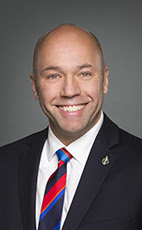 Photo - Andy Fillmore - Click to open the Member of Parliament profile