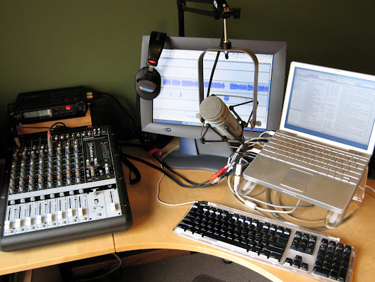 The Ultimate Podcasting Setup - Music Radio Creative Blog