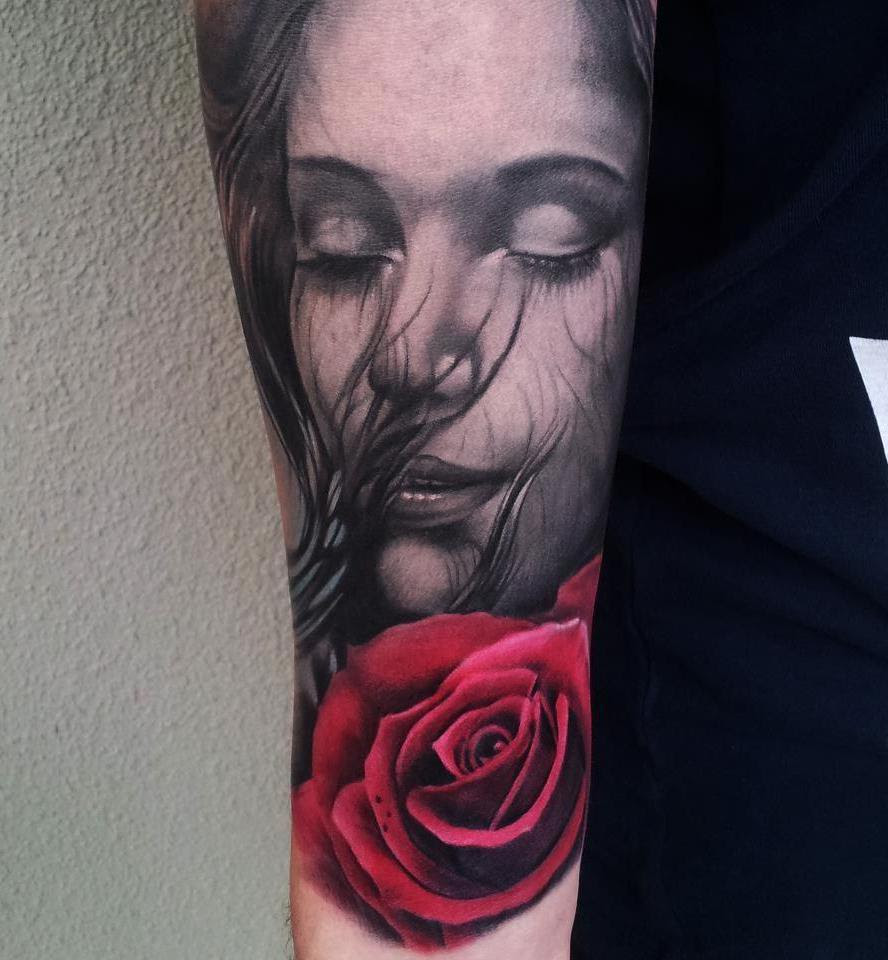 Rose Tattoo Best Tattoo Ideas Gallery