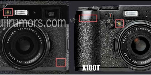 Fujifilm X100F Leaked in Images with 24MP X-Trans III, 23mm F2