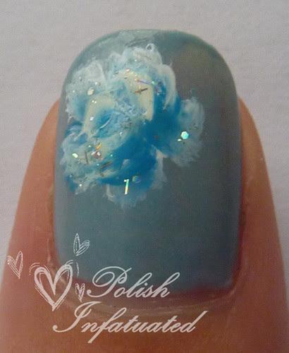 glittery princess4