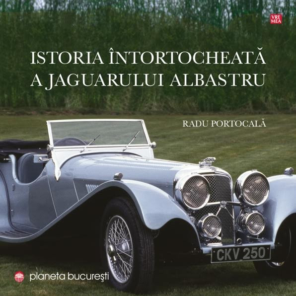 Istoria întortocheată a Jaguarului albastru