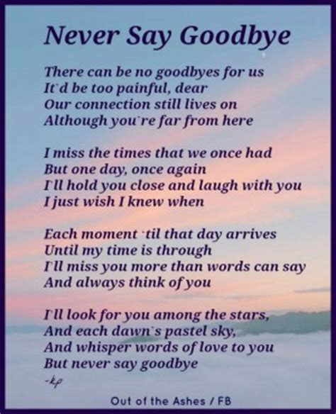 Saying Goodbye Death Quotes Inspirational. QuotesGram