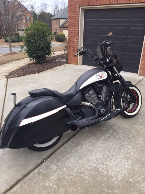 Victory High Ball Motorcycles For Sale In Duluth Georgia