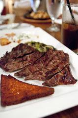 Carne a la Tampiqueña, Mexico DF, San Francisco