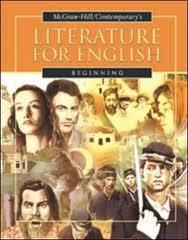 Literature for English