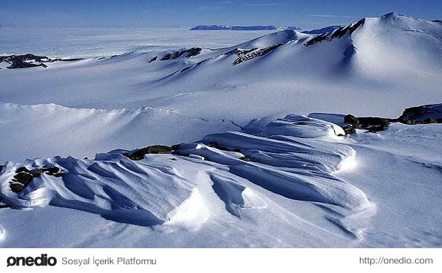 En Büyük Buzul - Lambert-Fisher Buzulu, Antartika