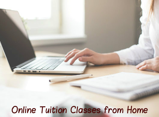 5 Undeniable Perks of Taking Online Tuition Classes from Home