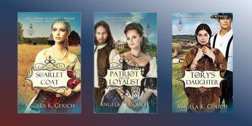 BLOGWORDS – Tuesday 6 November 2018 – TUESDAY REVIEWS-DAY – BOOK REVIEW – THE TORY'S DAUGHTER by ANGELA K. COUCH