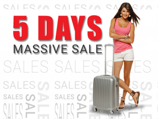 Hotel Special Offer: 5 Days Massive Sale | Compass Hospitality