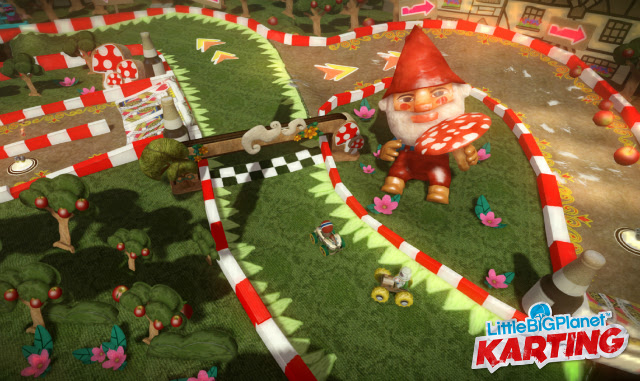 little big planet karting review best co-op games