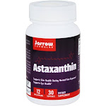Jarrow Formulas Astaxanthin 12 mg. 30 Softgels