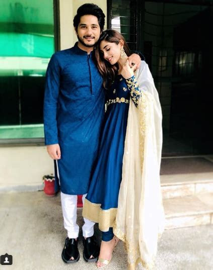 Beautiful Iqra Aziz and Maya Ali Celebrating Eid