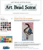 Art Bead Scene Award - March 2010