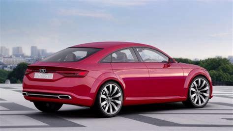 audi  concept car review
