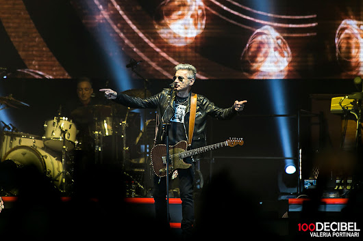 "Ligabue ""Made in Italy"" a Milano - 100DECIBEL"