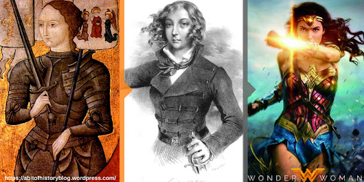 Countess Emilia Plater and the Perpetual Anomaly of the Woman Warrior