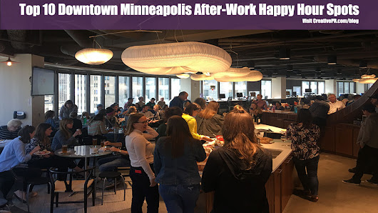 Downtown Minneapolis Happy Hour Spots