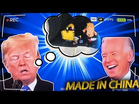 Crushing Crunchy & Soft Things by Car! EXPERIMENT CAR VS DONALD TRUMP TOYS KETCHUP & MORE