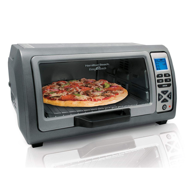 Hamilton Beach 6-Slice Easy Reach™ Toaster Oven - 31128
