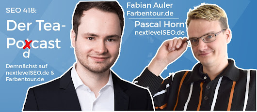 "Folge 00: SEO 418 TeaPodcast - ""Intro"" - nextlevelSEO"